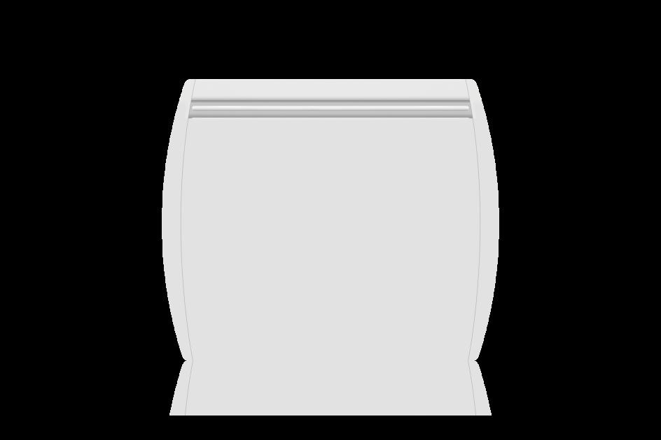 Radiateur électrique Airelec Douceur Horizontale d'une puissance de 1000 W
