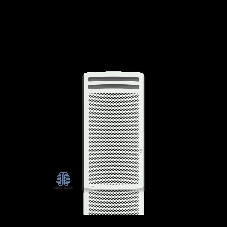 Panneau rayonnant Airelec Aixance Vertical d'une puissance de 1000 W