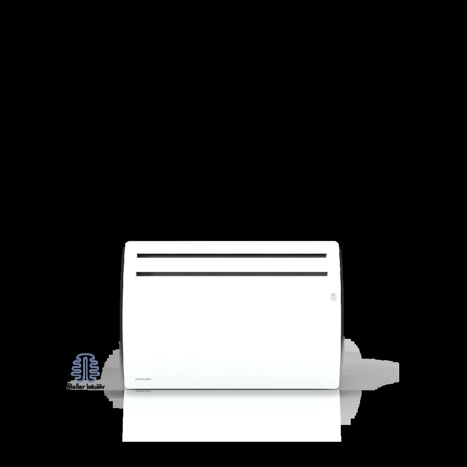 Convecteur électrique Airelec Actua Horizontal d'une puissance de 1500 W