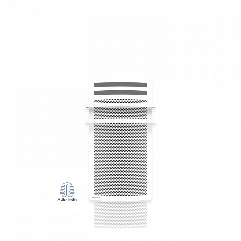 Chauffage de salle de bains Airelec Aixance bains  d'une puissance de 1000 W