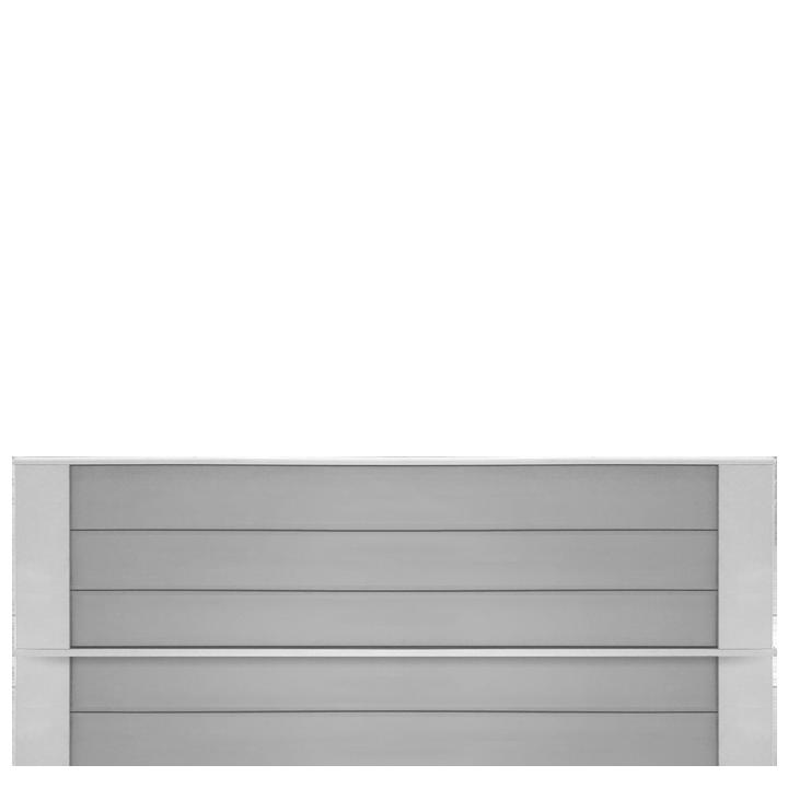 Chauffage industriel et tertiaire Airelec Dybox 2  d'une puissance de 3000 W