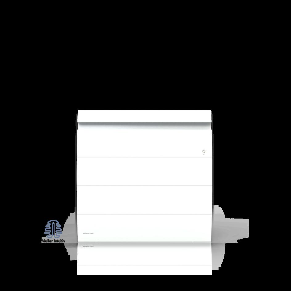 Radiateur Airelec Inova 2 Horizontal - Blanc d'une puissance de 2000 W