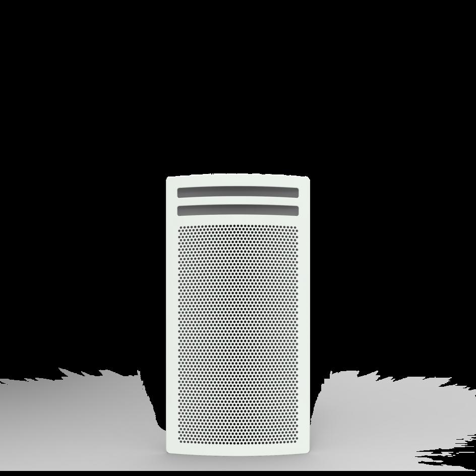 Panneau rayonnant Airelec Aixance Digital Vertical d'une puissance de 1000 W