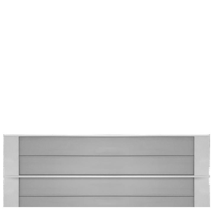Chauffage industriel et tertiaire Airelec Dybox 2  d'une puissance de 2000 W