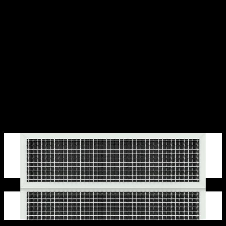 Chauffage industriel et tertiaire Airelec Stopair 4 12000/6000 W d'une puissance de Sans commande