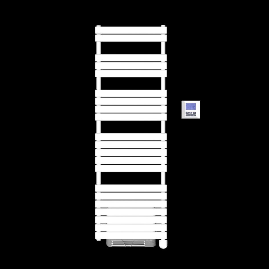 Chauffage de salle de bains Airelec Nantua 3 Eole Barres plates d'une puissance de 1750 W