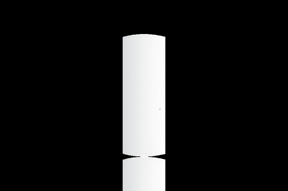 Radiateur électrique Airelec Wish Vertical d'une puissance de 1000 W
