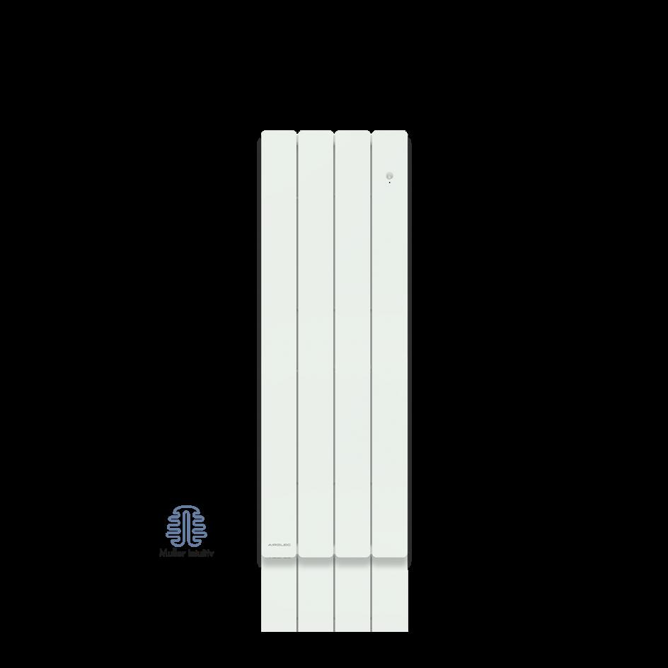 Radiateur électrique Airelec Fontéa Vertical - Blanc d'une puissance de 2000 W